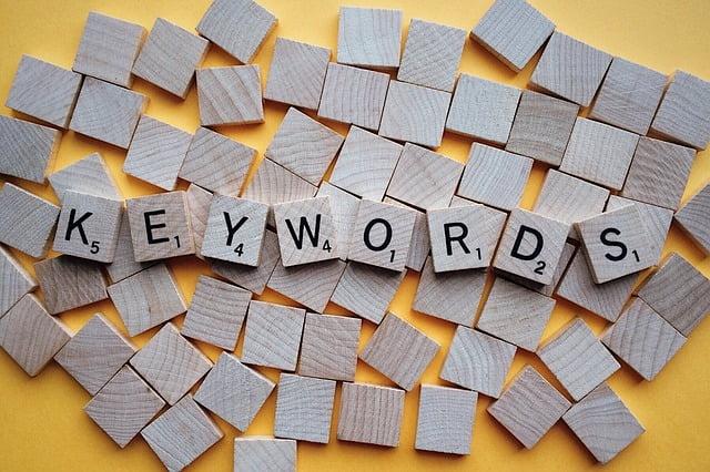 Quali tipi di keywords utilizzare?