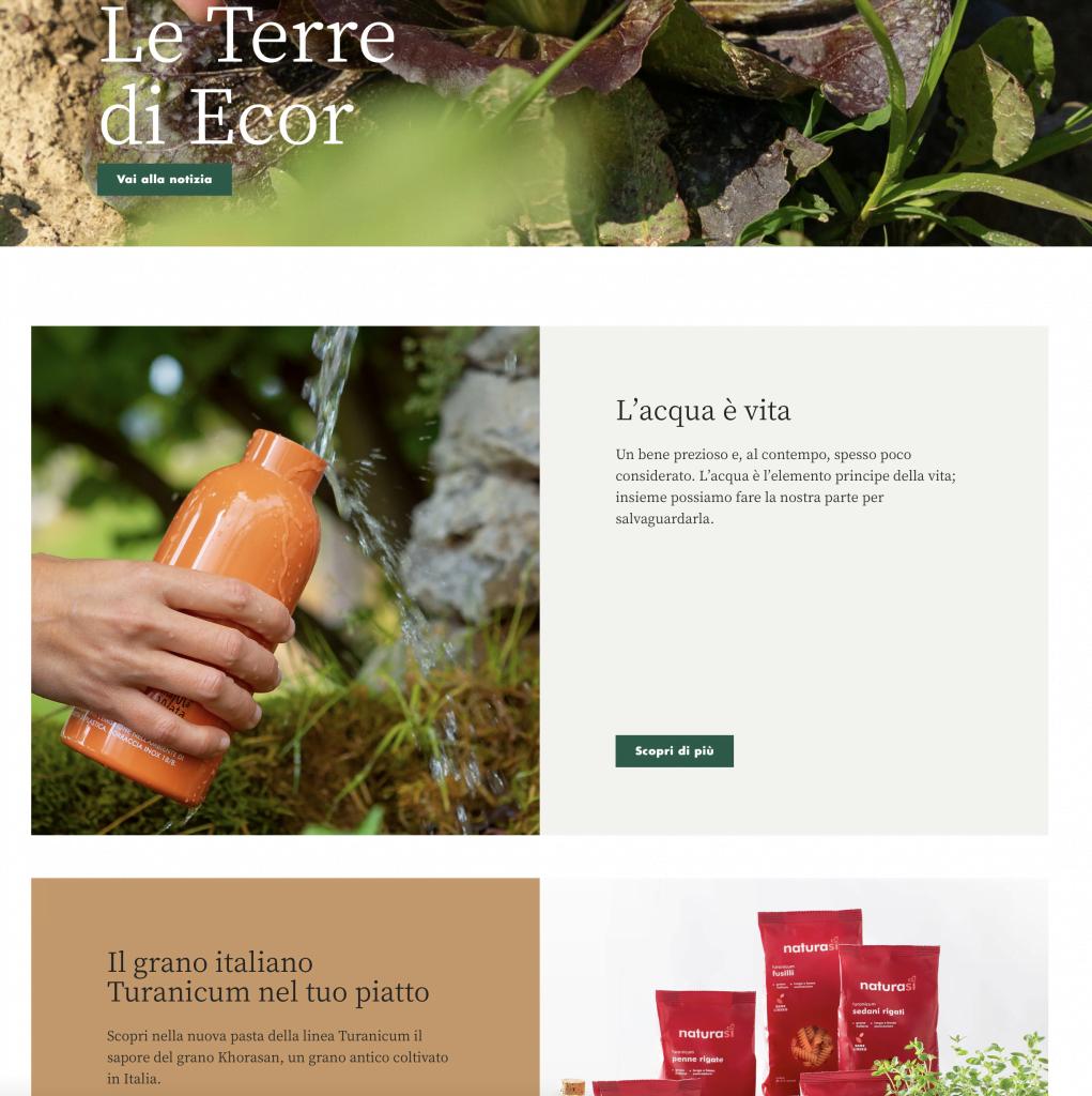 blog natura si